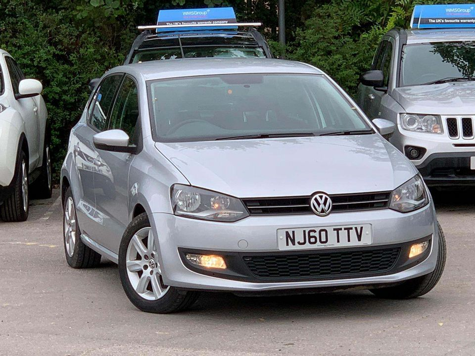 2010 Volkswagen Polo 1.4 SE 5dr - Picture 1 of 22