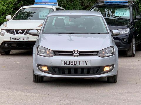 2010 Volkswagen Polo 1.4 SE 5dr - Picture 2 of 22