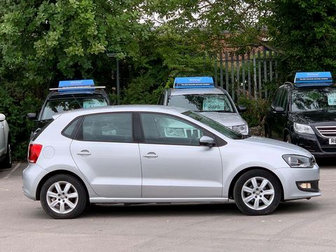 2010 Volkswagen Polo 1.4 SE 5dr - Picture 5 of 22
