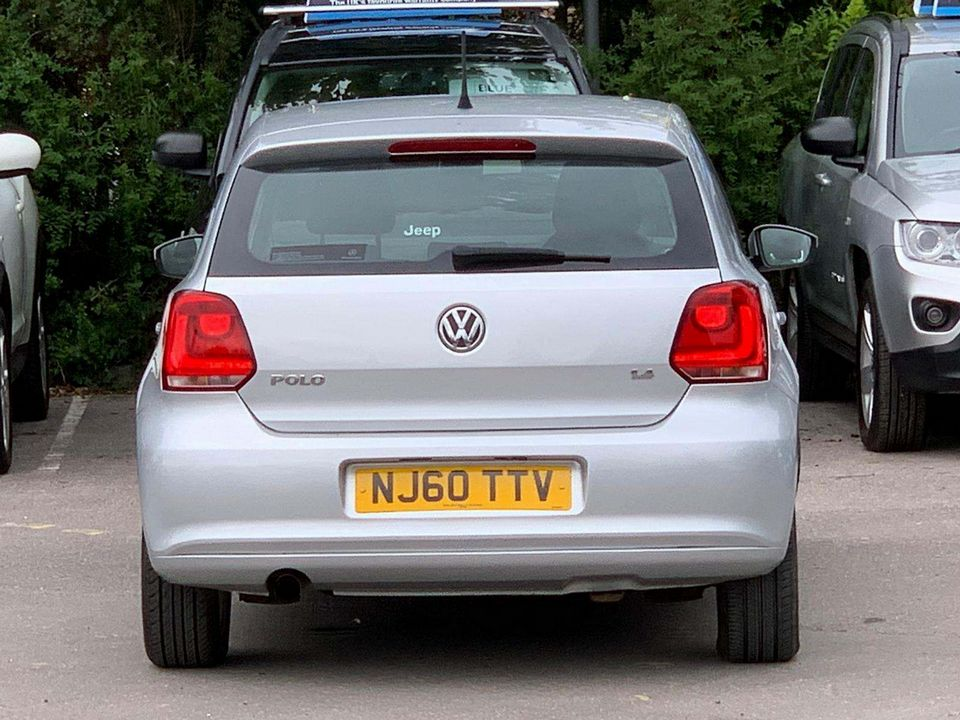 2010 Volkswagen Polo 1.4 SE 5dr - Picture 9 of 22