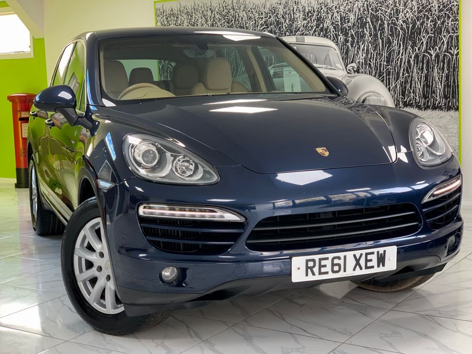2011 Porsche Cayenne 3.0 TD Tiptronic S AWD 5dr - Picture 1 of 35