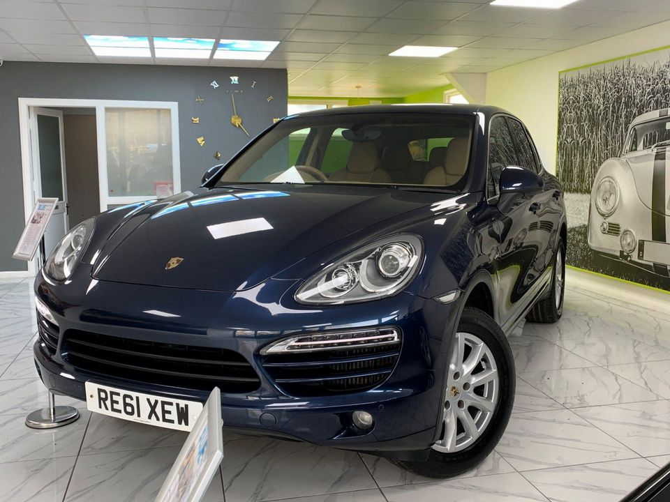 2011 Porsche Cayenne 3.0 TD Tiptronic S AWD 5dr - Picture 6 of 35