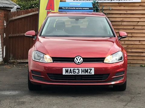 2013 Volkswagen Golf 1.6 TDI SE (s/s) 5dr - Picture 3 of 29