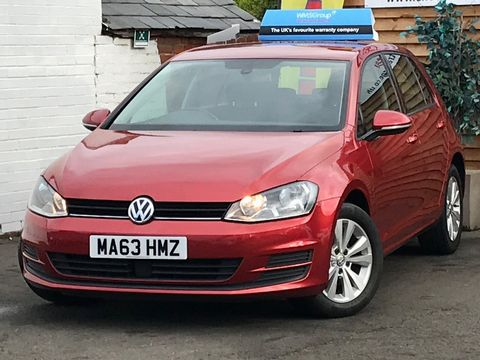 2013 Volkswagen Golf 1.6 TDI SE (s/s) 5dr - Picture 5 of 29