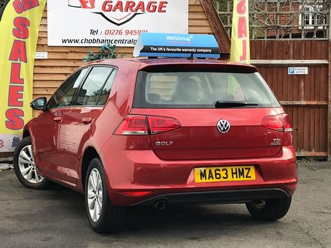 2013 Volkswagen Golf 1.6 TDI SE (s/s) 5dr - Picture 10 of 29
