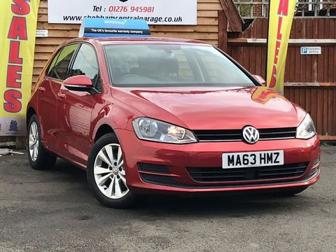 2013 Volkswagen Golf 1.6 TDI SE (s/s) 5dr - Picture 1 of 29