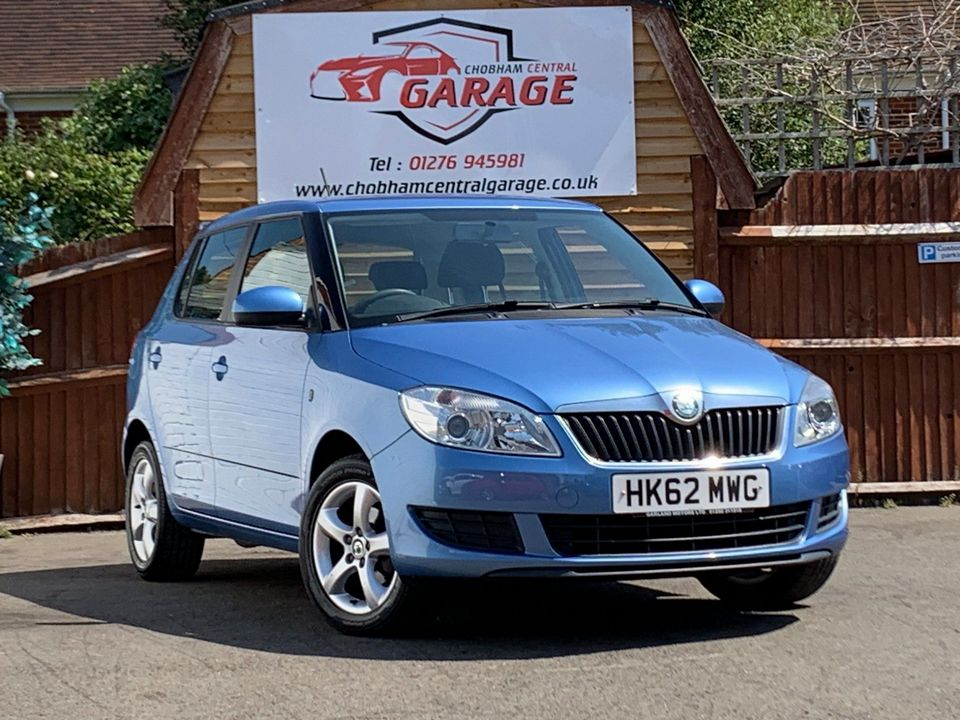 2013 SKODA Fabia 1.2 SE 5dr - Picture 1 of 26