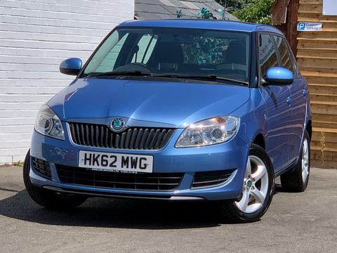 2013 SKODA Fabia 1.2 SE 5dr - Picture 3 of 26