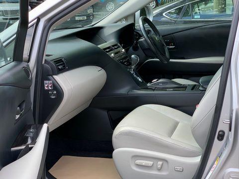 2010 Lexus RX 450h 3.5 SE-I CVT 4x4 5dr - Picture 11 of 36