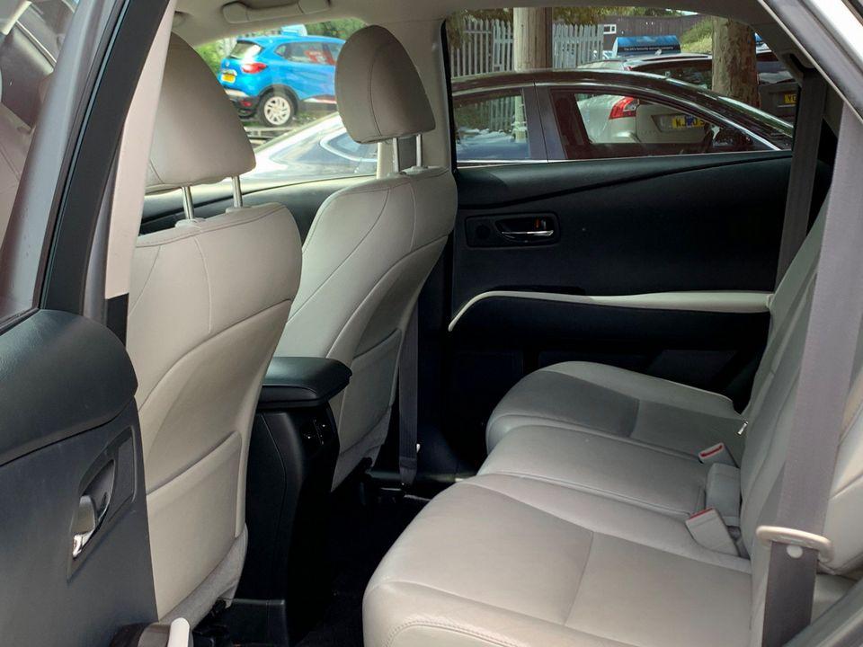 2010 Lexus RX 450h 3.5 SE-I CVT 4x4 5dr - Picture 21 of 36