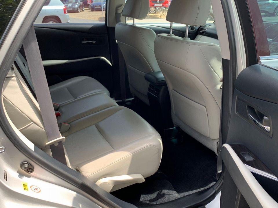 2010 Lexus RX 450h 3.5 SE-I CVT 4x4 5dr - Picture 22 of 36