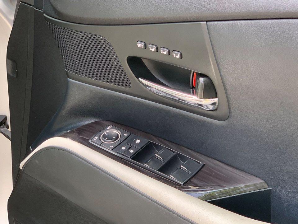 2010 Lexus RX 450h 3.5 SE-I CVT 4x4 5dr - Picture 23 of 36