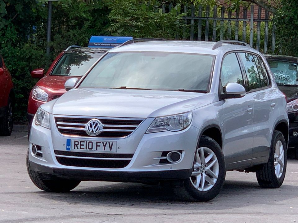 2010 Volkswagen Tiguan 2.0 TDI BlueMotion Tech S (s/s) 5dr - Picture 4 of 18