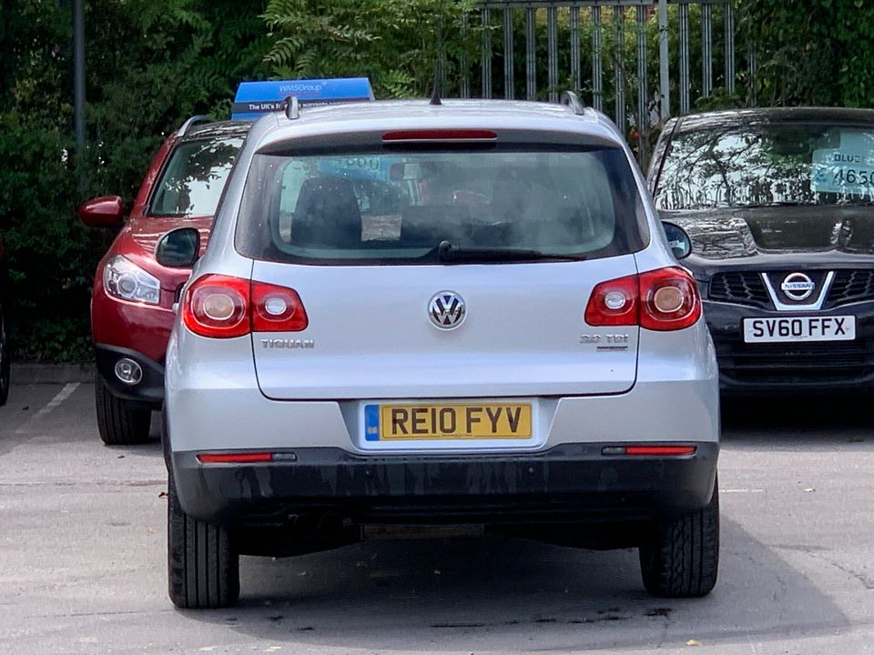 2010 Volkswagen Tiguan 2.0 TDI BlueMotion Tech S (s/s) 5dr - Picture 8 of 18