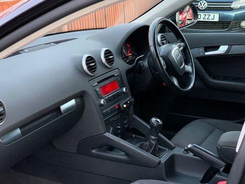 2012 Audi A3 1.2 TFSI SE Sportback 5dr - Picture 13 of 26