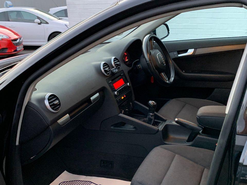 2012 Audi A3 1.2 TFSI SE Sportback 5dr - Picture 16 of 26