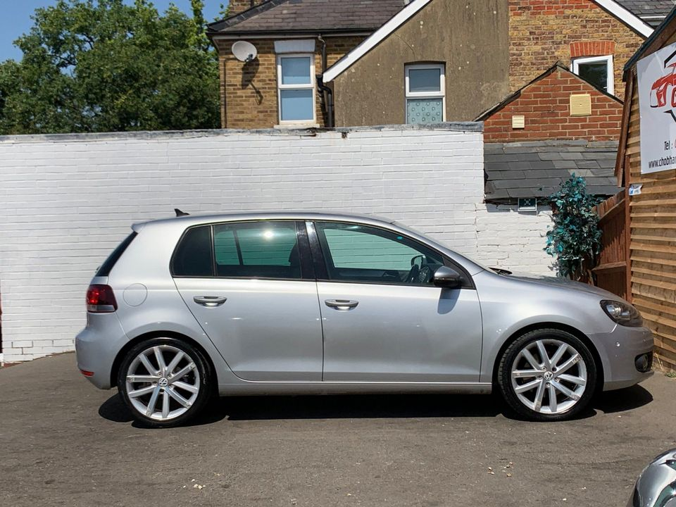 2009 Volkswagen Golf 1.4 TSI GT 5dr - Picture 10 of 28