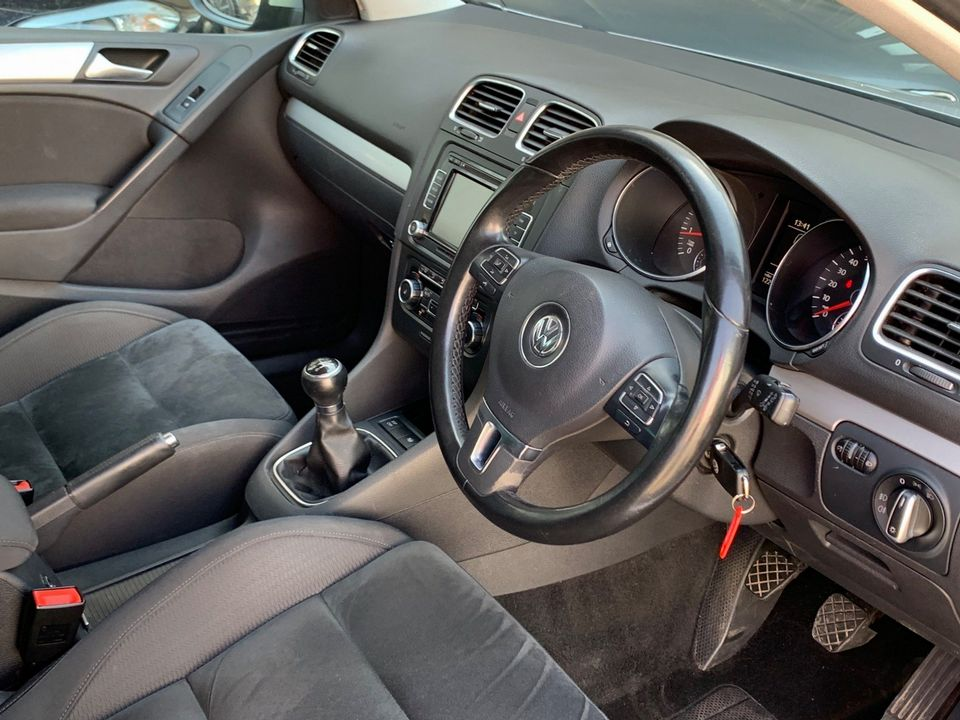 2009 Volkswagen Golf 1.4 TSI GT 5dr - Picture 16 of 28