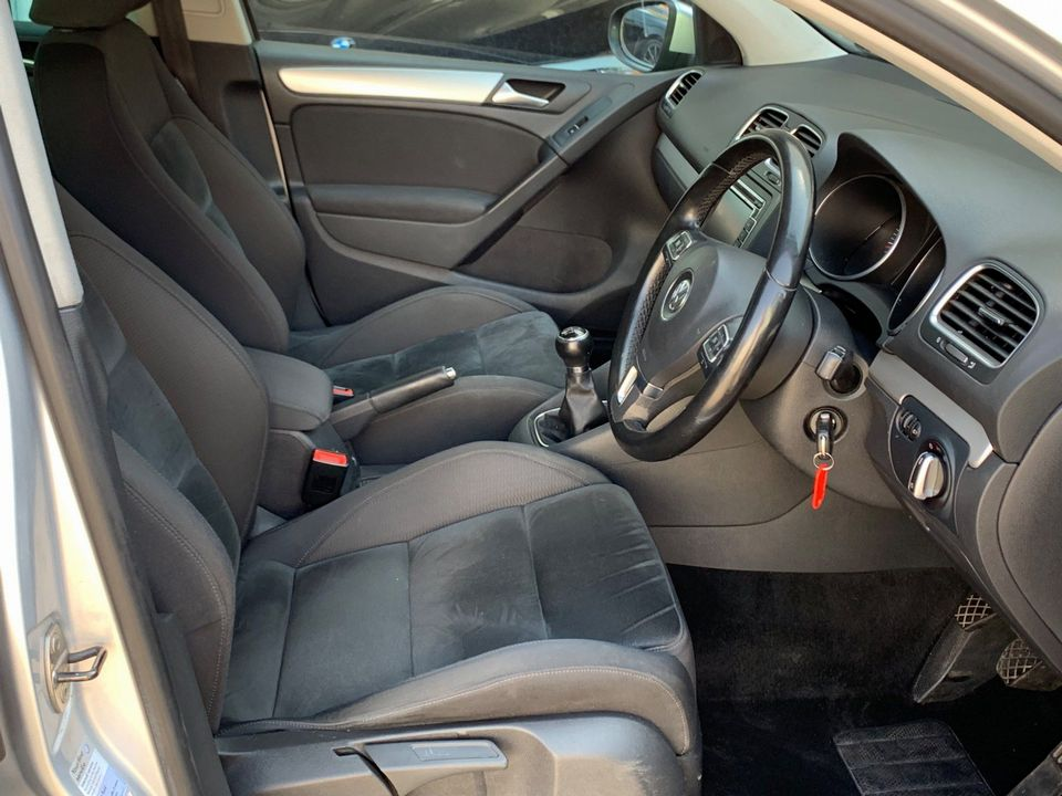 2009 Volkswagen Golf 1.4 TSI GT 5dr - Picture 17 of 28