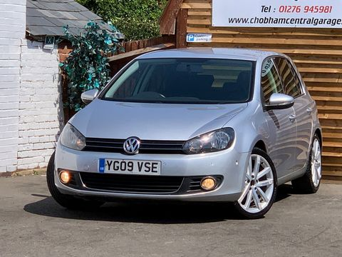 2009 Volkswagen Golf 1.4 TSI GT 5dr - Picture 1 of 28