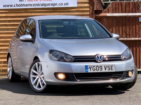 2009 Volkswagen Golf 1.4 TSI GT 5dr - Picture 4 of 28