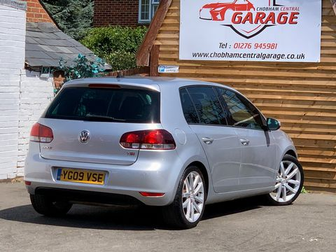 2009 Volkswagen Golf 1.4 TSI GT 5dr - Picture 5 of 28