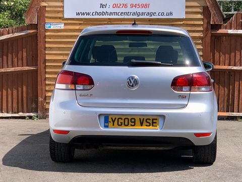 2009 Volkswagen Golf 1.4 TSI GT 5dr - Picture 7 of 28