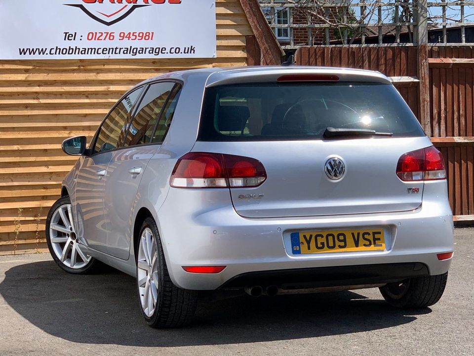 2009 Volkswagen Golf 1.4 TSI GT 5dr - Picture 8 of 28