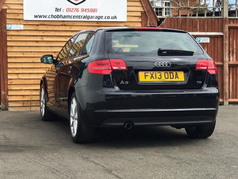 2013 Audi A3 1.6 TDI Sport Sportback 5dr - Picture 7 of 32