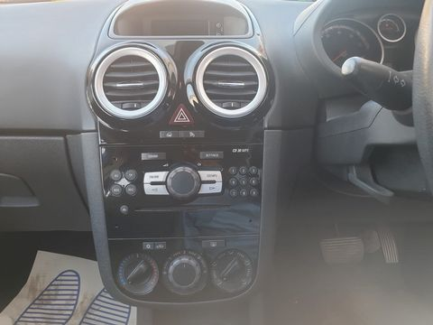 2008 Vauxhall Corsa 1.4 i 16v Design 5dr (a/c) - Picture 22 of 26