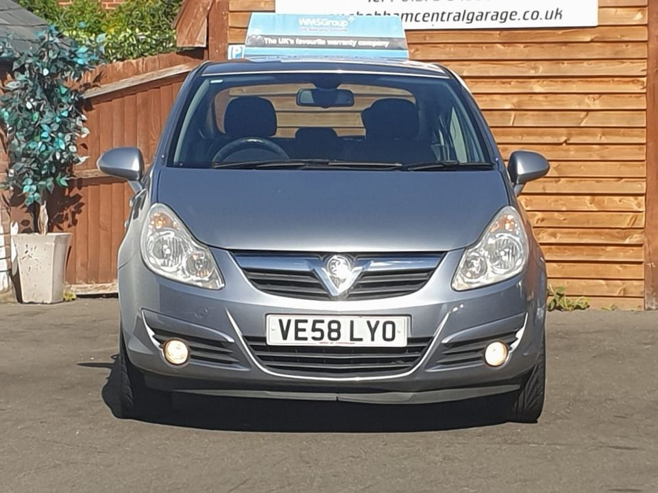 2008 Vauxhall Corsa 1.4 i 16v Design 5dr (a/c) - Picture 4 of 26