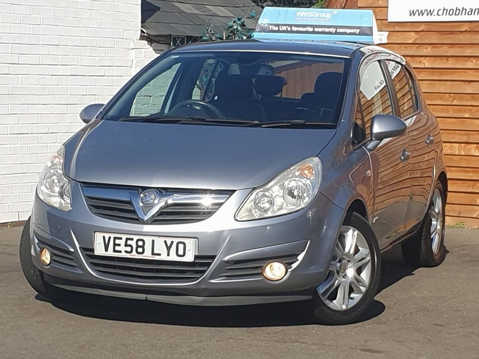 2008 Vauxhall Corsa 1.4 i 16v Design 5dr (a/c) - Picture 5 of 26