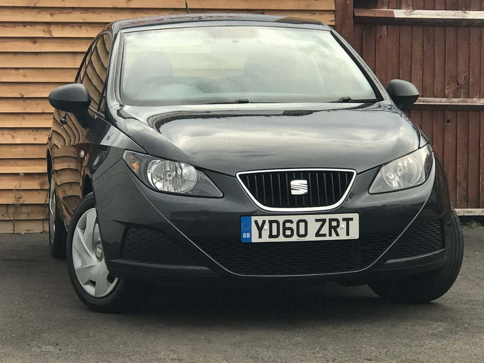 2010 SEAT Ibiza 1.2 12v S SportCoupe 3dr - Picture 1 of 21