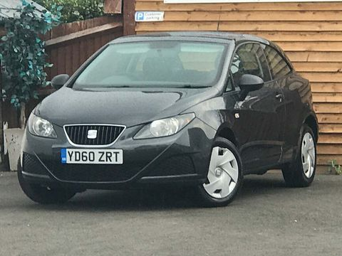 2010 SEAT Ibiza 1.2 12v S SportCoupe 3dr - Picture 4 of 21