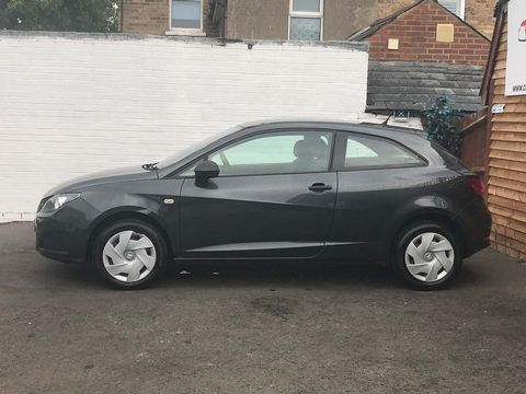 2010 SEAT Ibiza 1.2 12v S SportCoupe 3dr - Picture 5 of 21