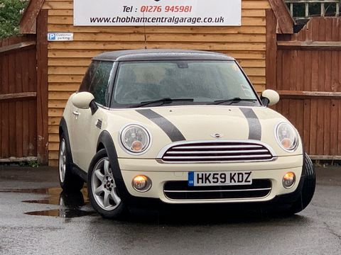 2009 MINI Hatch 1.6 Cooper D 3dr - Picture 1 of 23