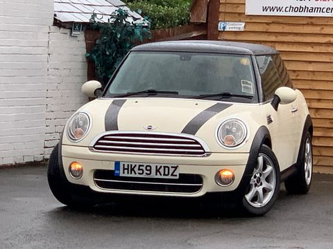 2009 MINI Hatch 1.6 Cooper D 3dr - Picture 5 of 23