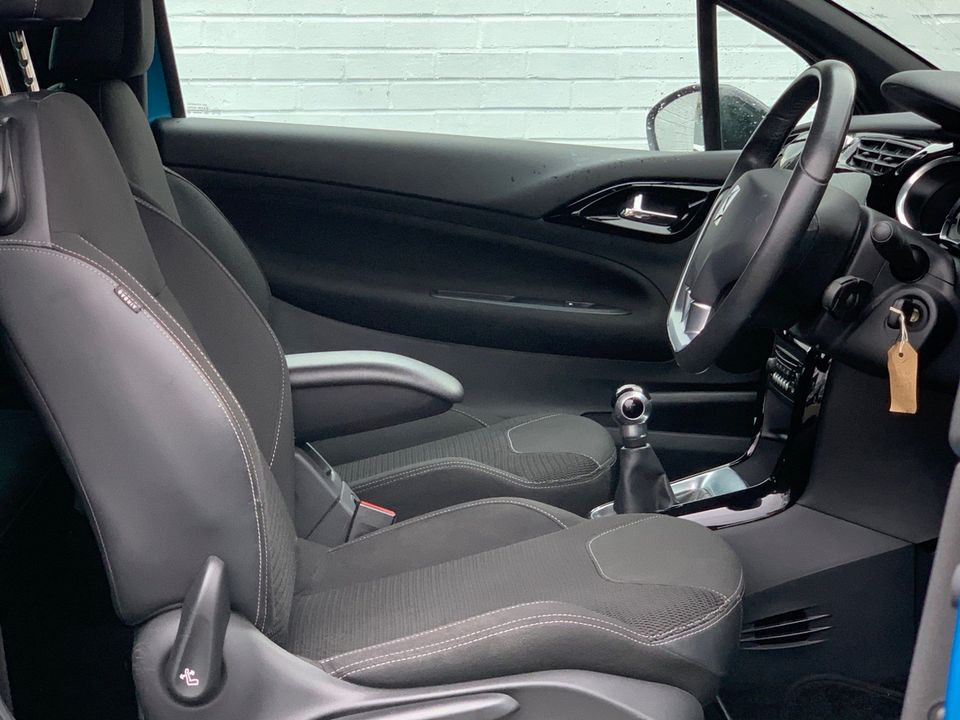 2011 Citroen DS3 1.6 e-HDi Airdream DStyle Plus 3dr - Picture 19 of 25