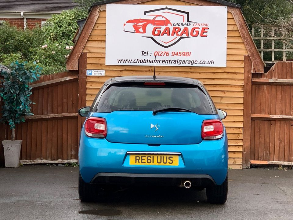 2011 Citroen DS3 1.6 e-HDi Airdream DStyle Plus 3dr - Picture 8 of 25