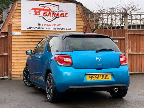 2011 Citroen DS3 1.6 e-HDi Airdream DStyle Plus 3dr - Picture 10 of 25
