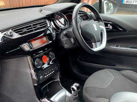 2011 Citroen DS3 1.6 e-HDi Airdream DStyle Plus 3dr - Picture 12 of 25