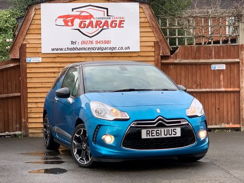 2011 Citroen DS3 1.6 e-HDi Airdream DStyle Plus 3dr - Picture 1 of 25