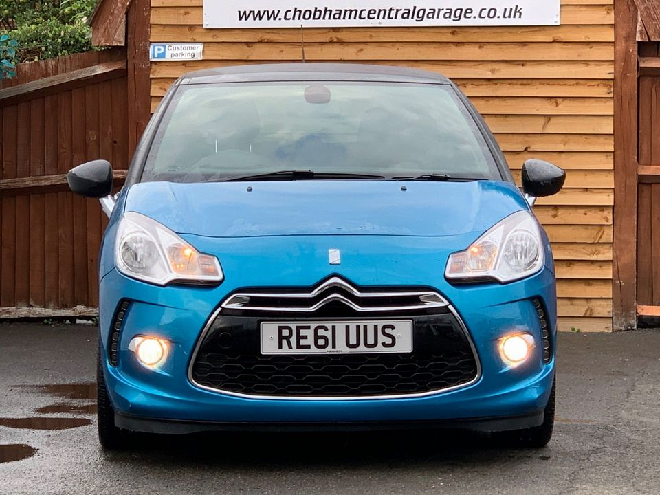 2011 Citroen DS3 1.6 e-HDi Airdream DStyle Plus 3dr - Picture 4 of 25