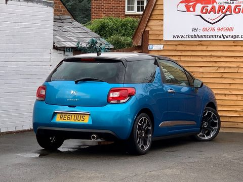 2011 Citroen DS3 1.6 e-HDi Airdream DStyle Plus 3dr - Picture 7 of 25