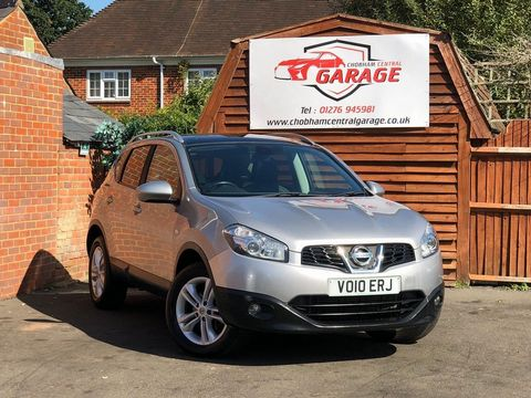 2010 Nissan Qashqai 2.0 dCi n-tec 2WD 5dr - Picture 1 of 37