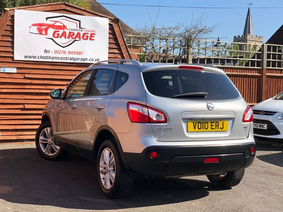 2010 Nissan Qashqai 2.0 dCi n-tec 2WD 5dr - Picture 9 of 37
