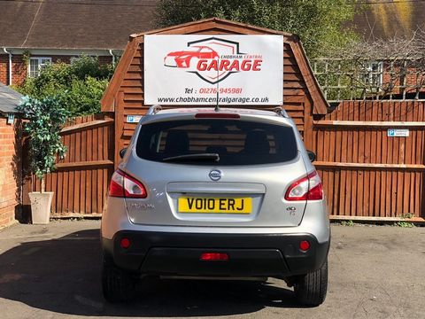 2010 Nissan Qashqai 2.0 dCi n-tec 2WD 5dr - Picture 10 of 37
