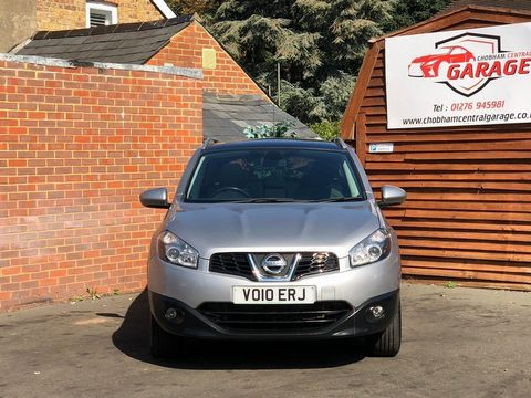 2010 Nissan Qashqai 2.0 dCi n-tec 2WD 5dr - Picture 5 of 37