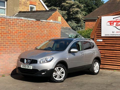 2010 Nissan Qashqai 2.0 dCi n-tec 2WD 5dr - Picture 6 of 37