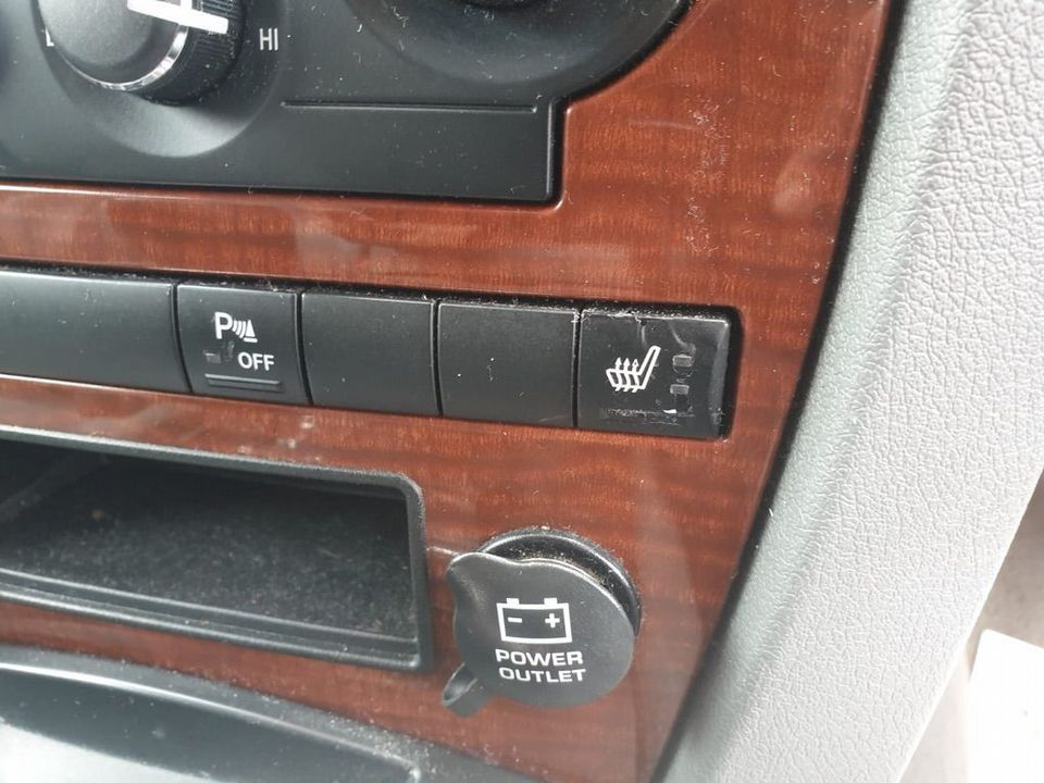 2007 Jeep Grand Cherokee 3.0 CRD V6 Limited 4x4 5dr - Picture 18 of 22